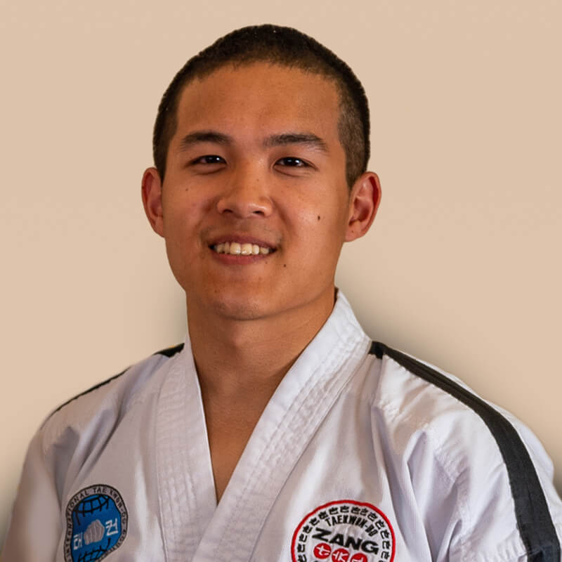 Master Zach Huang