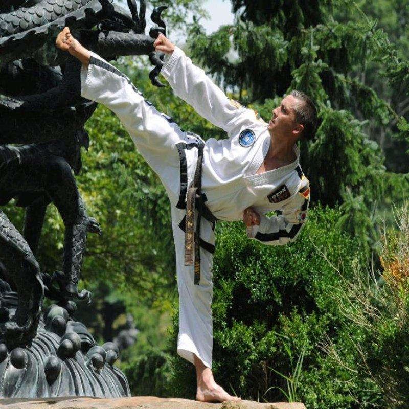 Grand Master Robert Zang