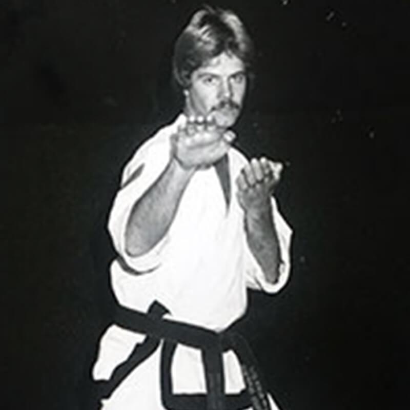 Grand Master Bruce Cummings