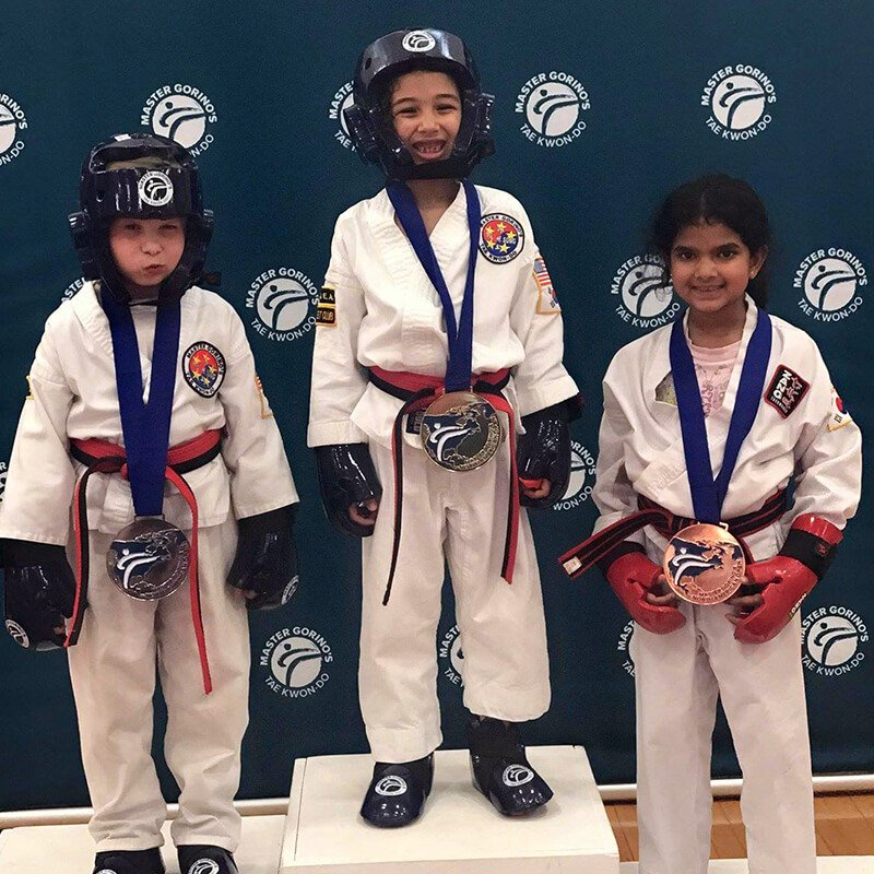 Students win medals at tournament